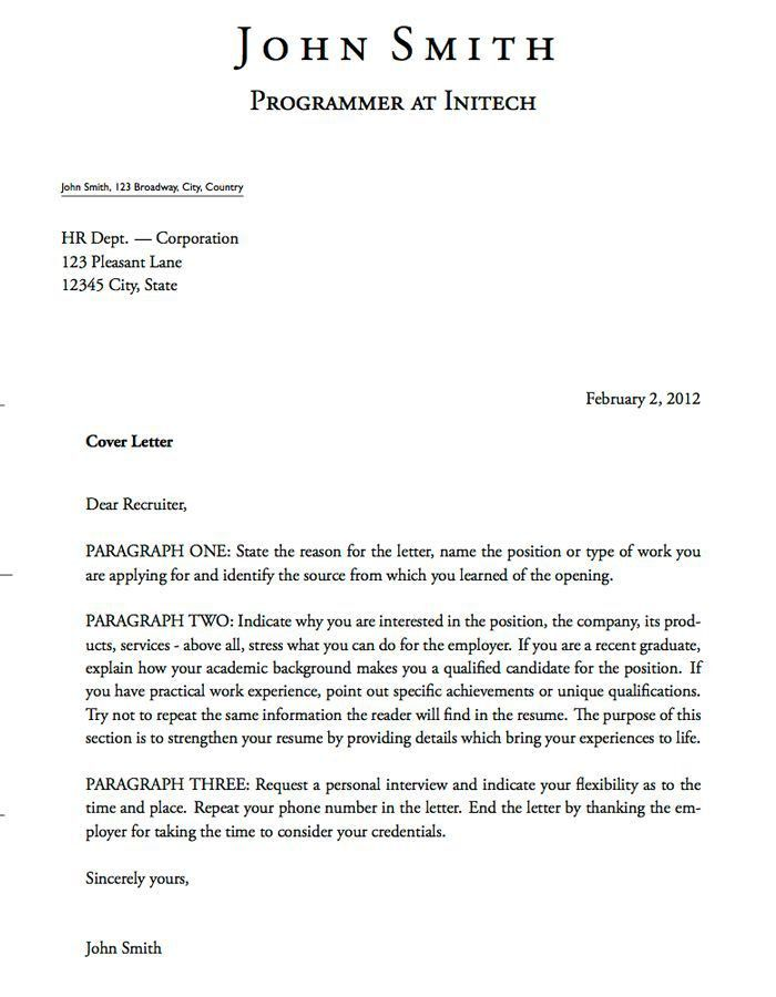 how to write cover letter uk