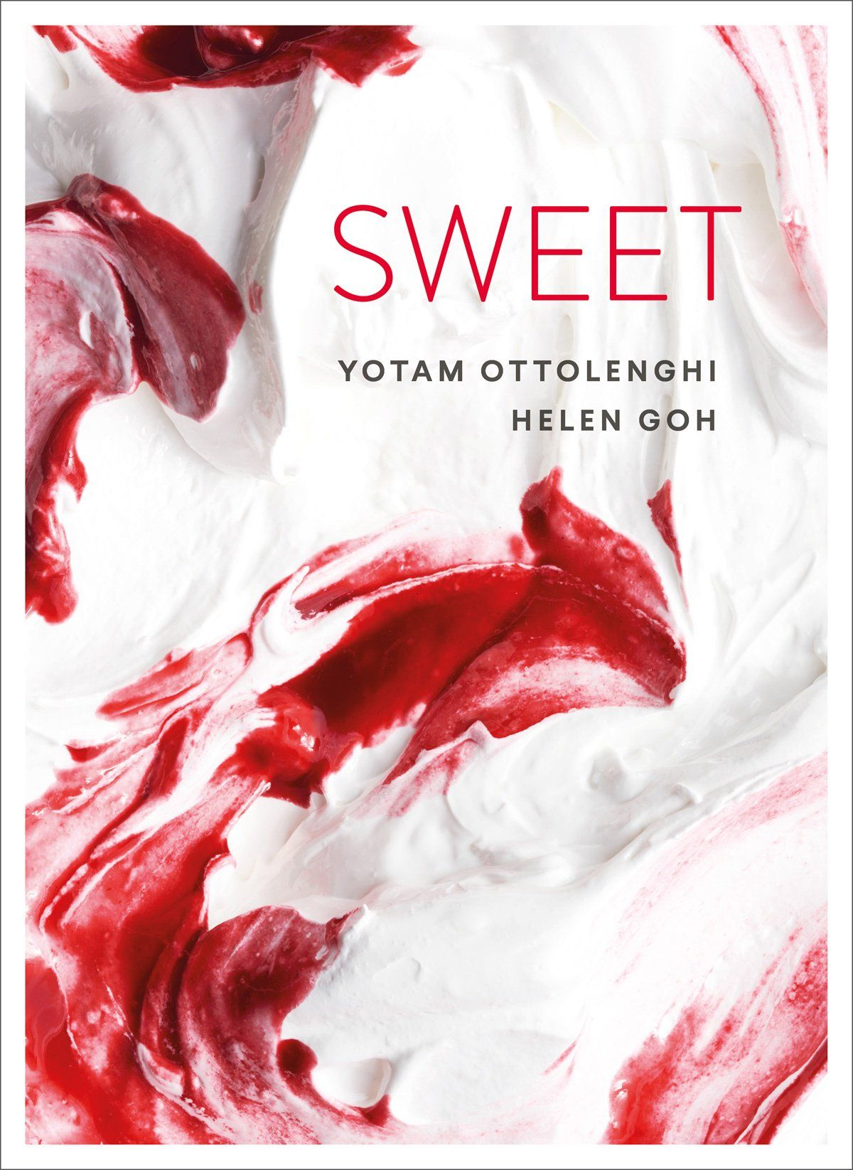 Sweet by Yotam Ottolenghi and Helen Goh: Ever since I got my hands on a copy of this book, I haven't been able to stop myself leafing through its pages, calling aloud to anyone in the room (and sometimes, I'm afraid, to myself) about its utter lusciousness. The flavours that waft through this book make me salivate as I read, and I'm afraid I found it very hard to settle upon just one recipe for you. But in the end it had to be this. You can see why, can't you?