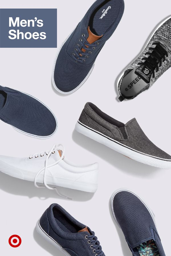 Find comfy new sneakers, tennis shoes & must-have men's casual shoes for any spring outfit.
