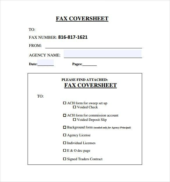 Fax Cover Sheet Free Free Fax Cover Sheet Template Printable Fax - sample business fax cover sheet