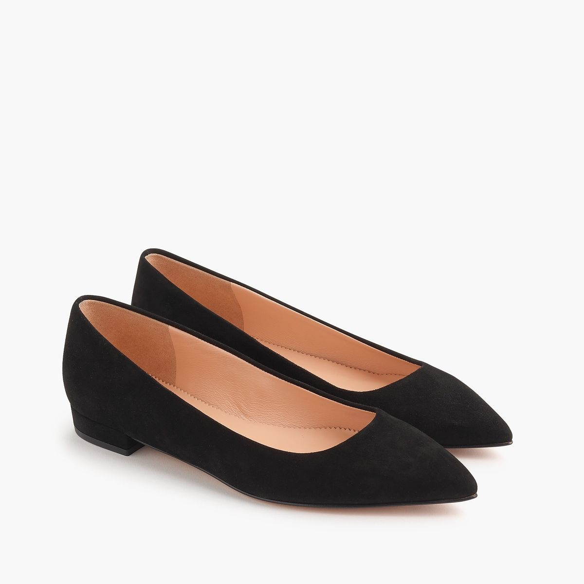 Shop J.Crew for the Pointed-toe flats in suede for Women. Find the best selection of Women Clothing available in-stores and online.