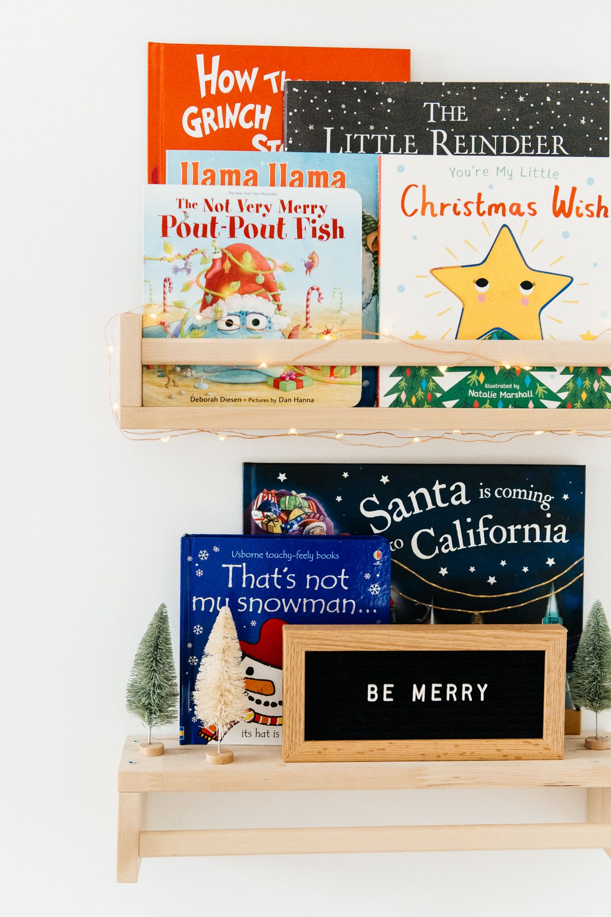 Christmas Books for Kids // holiday gift guide // kids gifts // children's gifts // holiday books // eatsleepwear
