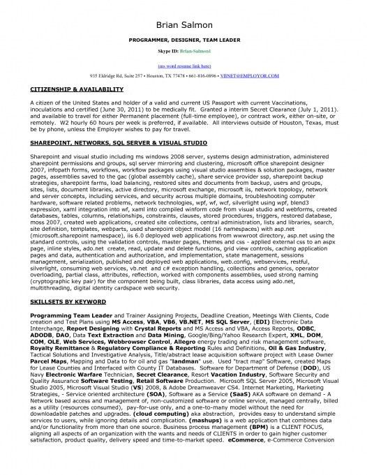 it team leader cover letter env 1198748 resume cloud - Resume Cover Letter Team Leader