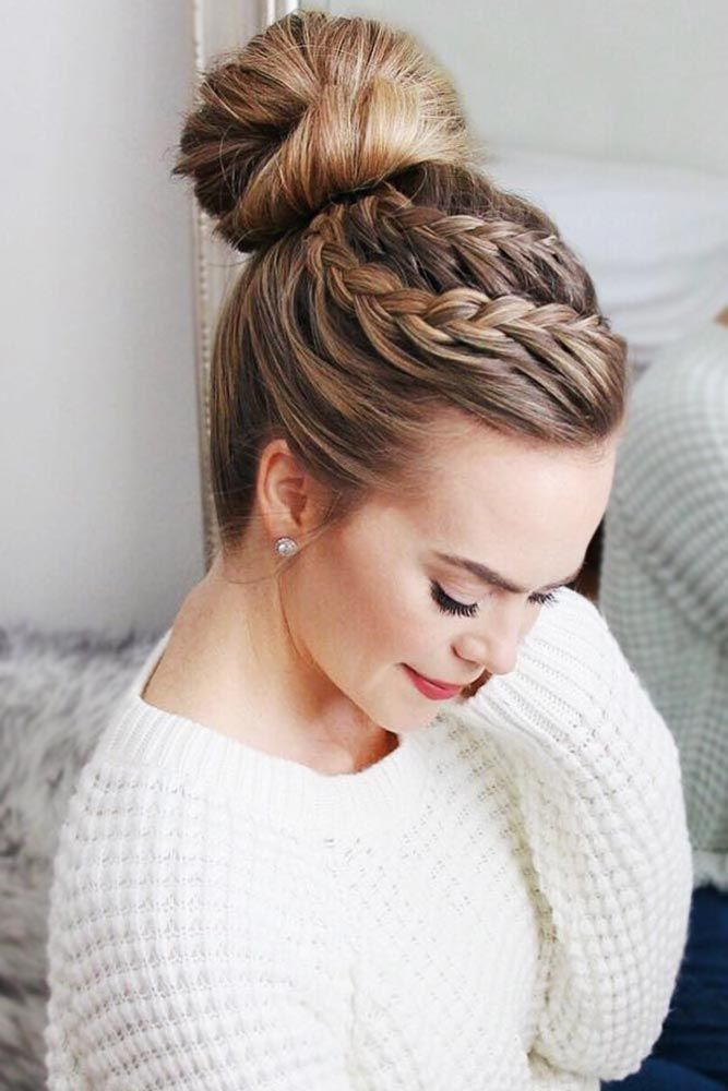 """Add Double Lace Braids Into A Low Bun <a class=""""pintag"""" href=""""/explore/updo/"""" title=""""#updo explore Pinterest"""">#updo</a> <a class=""""pintag"""" href=""""/explore/bun/"""" title=""""#bun explore Pinterest"""">#bun</a> <a class=""""pintag"""" href=""""/explore/braids/"""" title=""""#braids explore Pinterest"""">#braids</a> ★ Bun hairstyles are exactly what you are looking for if you would like to bring some freshness to your appearance. Pick the one that matches your mood. ★  <a class=""""pintag"""" href=""""/explore/glaminati/"""" title=""""#glaminati explore Pinterest"""">#glaminati</a> <a class=""""pintag"""" href=""""/explore/lifestyle/"""" title=""""#lifestyle explore Pinterest"""">#lifestyle</a><p><a href=""""http://www.homeinteriordesign.org/2018/02/short-guide-to-interior-decoration.html"""">Short guide to interior decoration</a></p>"""