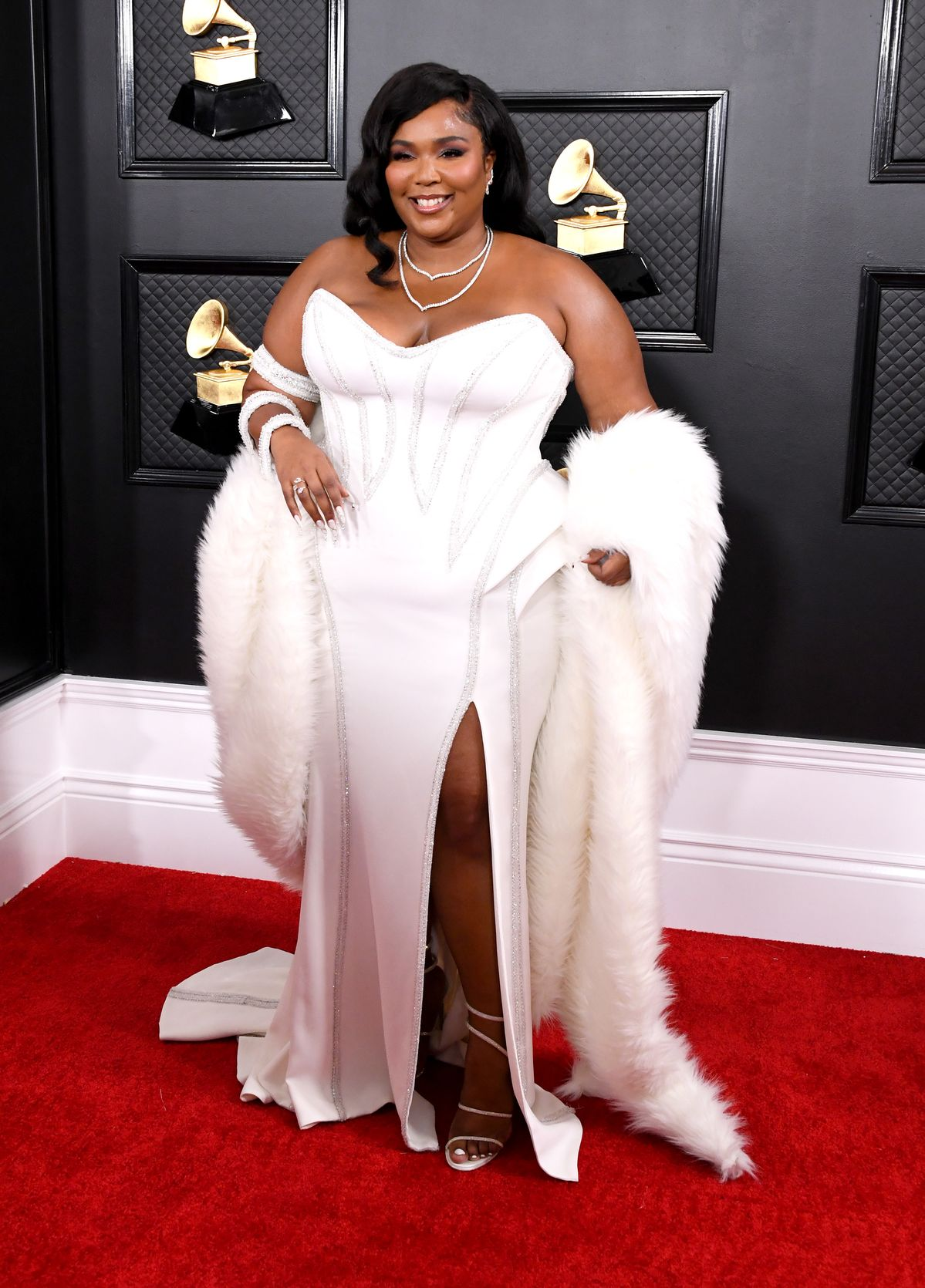 All The Best Red Carpet Looks From The Grammy Awards 2020