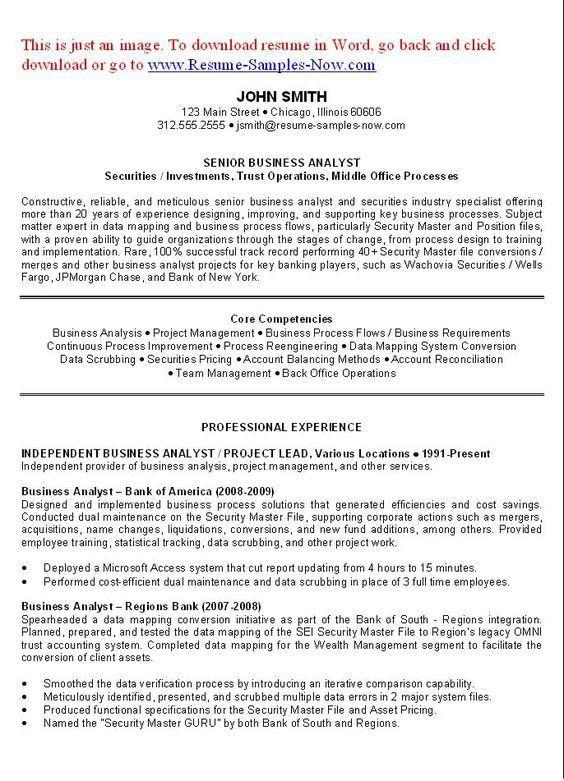 Reconciliation Analyst Sample Resume Professional Reconciliation