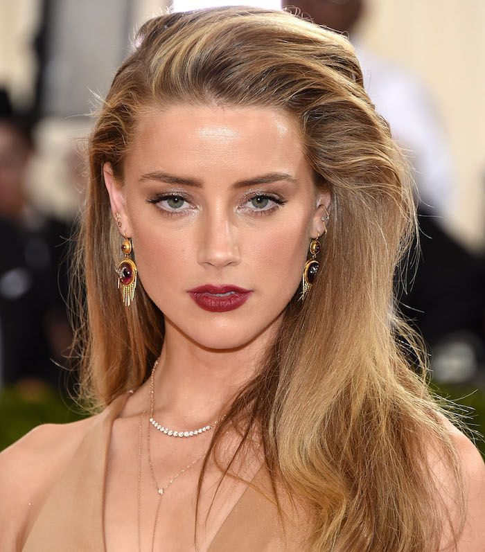 Brown hair with blonde highlights is Hollywood's favorite hair color combo. Click here to see our favorite celeb looks.
