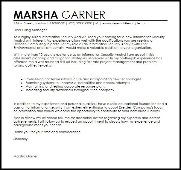 Cover Letter Live Career Cover Letter Examples Sample Cover - livecareer review