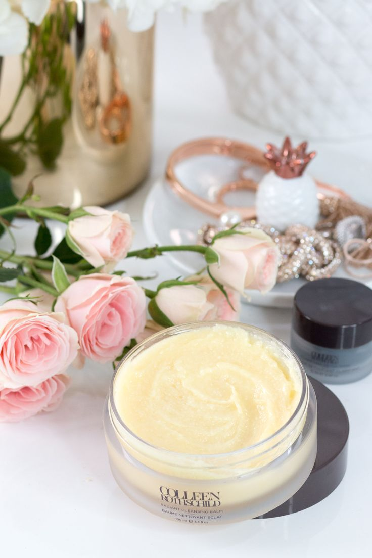How to use cleansing balm + a review of Colleen Rothschild Radiant Cleansing Balm aka the best oil-based cleansing balm on the market! | The seven skin care products that every woman needs in her beauty routine + the best skin care products from Colleen Rothschild Beauty with Orlando, Florida beauty blogger Ashley Brooke Nicholas | best of beauty, ride or die beauty, best skincare routine, skincare for dry skin women in 30s