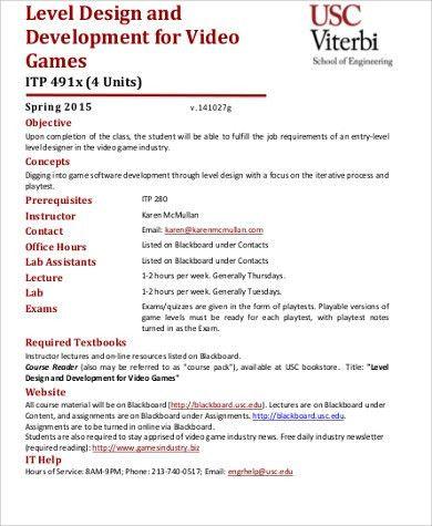 video game programmer sample resume cvresumeunicloudpl