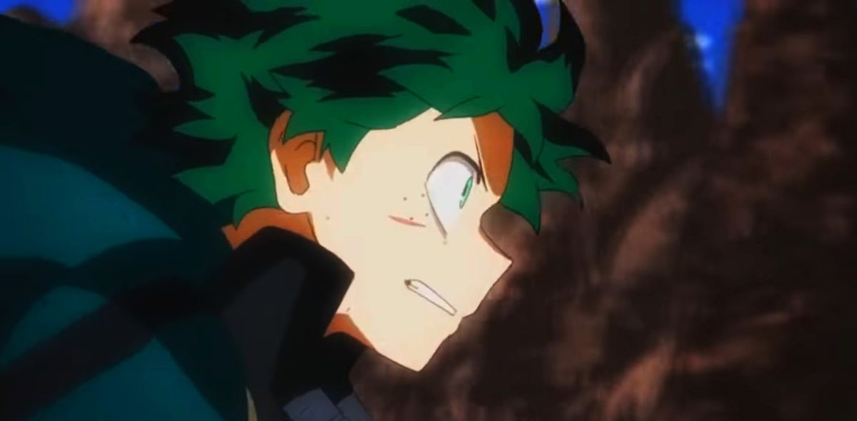 boku no hero Academia season 3 episode 17