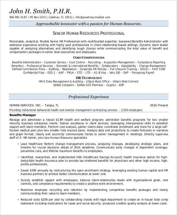 benefits administrator cover letter | node2001-cvresume ...