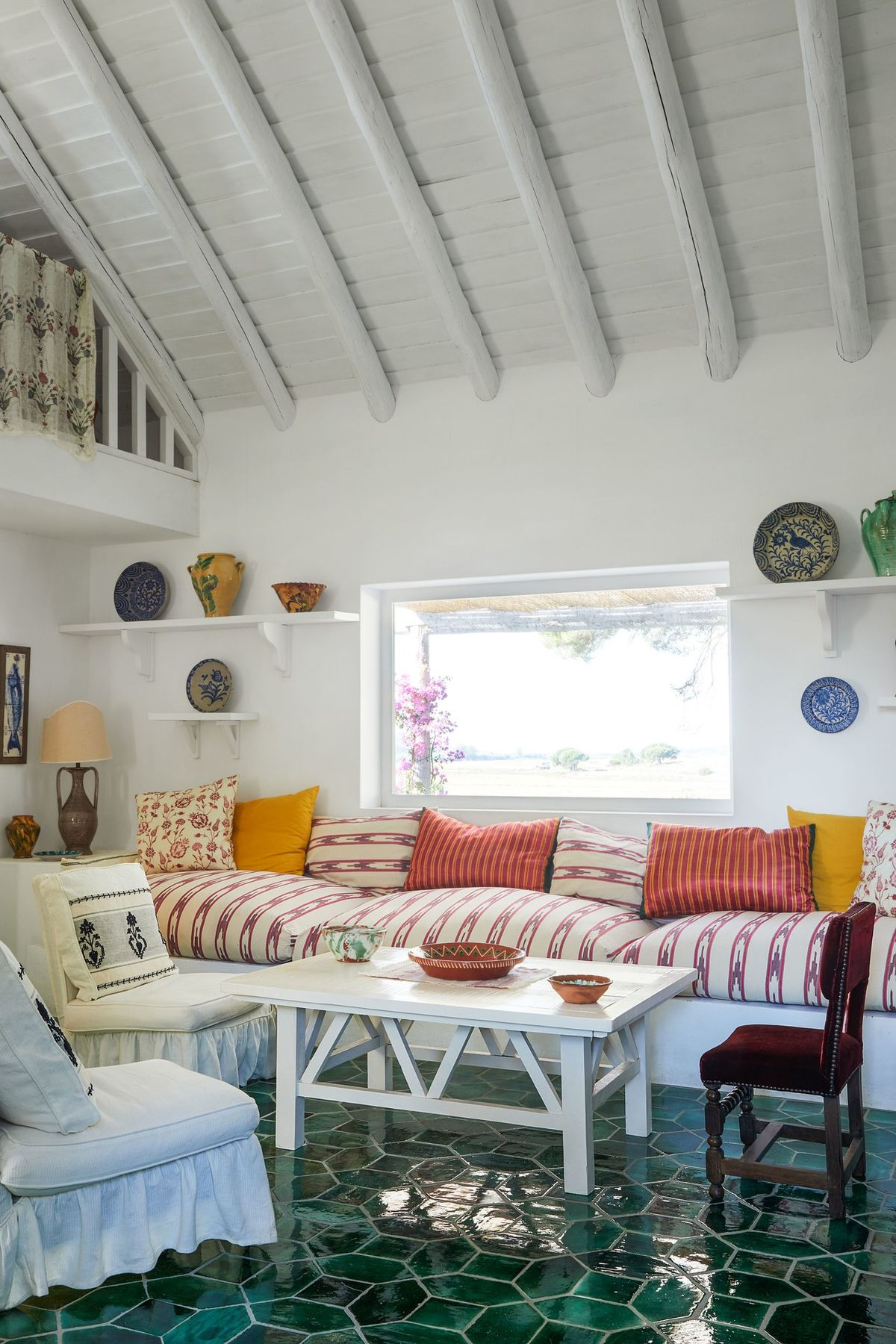 Carolina Irving Crafts a Romantic Retreat in Remote Portugal   Architectural Digest
