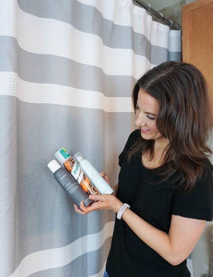 best dry shampoo | dry shampoo for dark hair | Houston Blogger Lady in Violet