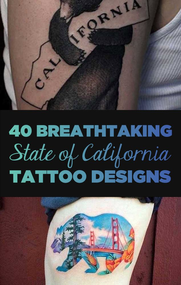 40_Breathtaking_State_of_California_Tattoos