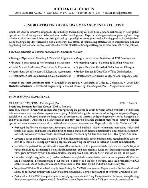 31 executive summary templates free