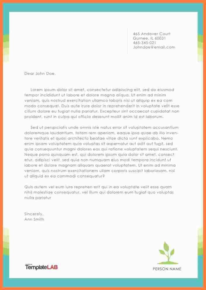 construction company letterhead template node2003cvresume