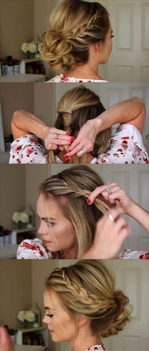 "24 Beautiful Bridesmaid Hairstyles For Any Wedding – Lace Braid Homecoming Updo Missy Sue – Beautiful Step by Step Tutorials and Ideas for Weddings. Awesome Pretty How To Guide and Bridesmaids Hair Styles. These are Easy and Simple Looks for Short hair Long Hair and Medium Length Hair – Cool Ideas for Hair at Parties Special Events and Prom <a class=""pintag"" href=""/explore/weddinghairstyles/"" title=""#weddinghairstyles explore Pinterest"">#weddinghairstyles</a><p><a href=""http://www.homeinteriordesign.org/2018/02/short-guide-to-interior-decoration.html"">Short guide to interior decoration</a></p>"