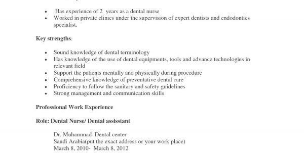 Dental Assistant Resume Example Dental Assistant Resume Sample - marketing assistant resume