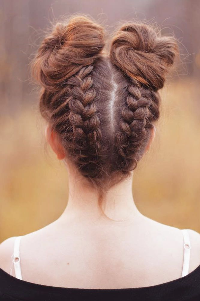 """Cute Braided Space Bun Hairstyles ★ Get inspiration for braid hairstyles for Christmas from our collection of 63 ideas in case you are eager to slay for real at any party.  ★ See more: <a href=""""https://glaminati.com/christmas-party-braid-hairstyles/"""" rel=""""nofollow"""" target=""""_blank"""">glaminati.com/…</a> <a class=""""pintag"""" href=""""/explore/glaminati/"""" title=""""#glaminati explore Pinterest"""">#glaminati</a> <a class=""""pintag"""" href=""""/explore/lifestyle/"""" title=""""#lifestyle explore Pinterest"""">#lifestyle</a><p><a href=""""http://www.homeinteriordesign.org/2018/02/short-guide-to-interior-decoration.html"""">Short guide to interior decoration</a></p>"""