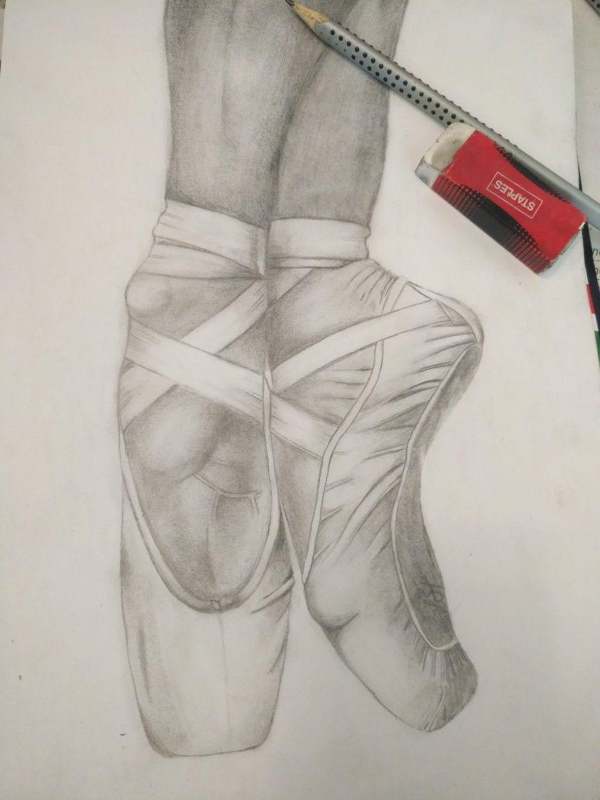 Spitzenschuhe gezeichnet (Vorlage) | Spitzenschuhe, Schuhe