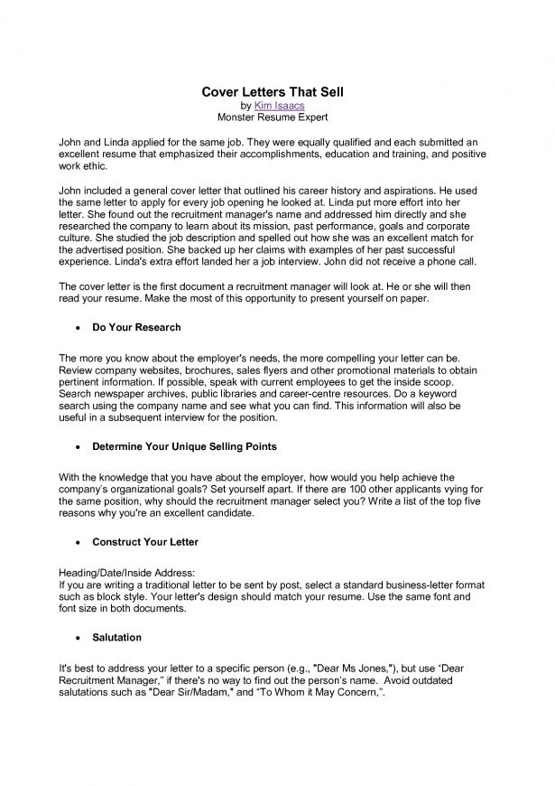 Business Letter Cover Page 4 Cover Page Of Business Plan Quote - example cover page for resume