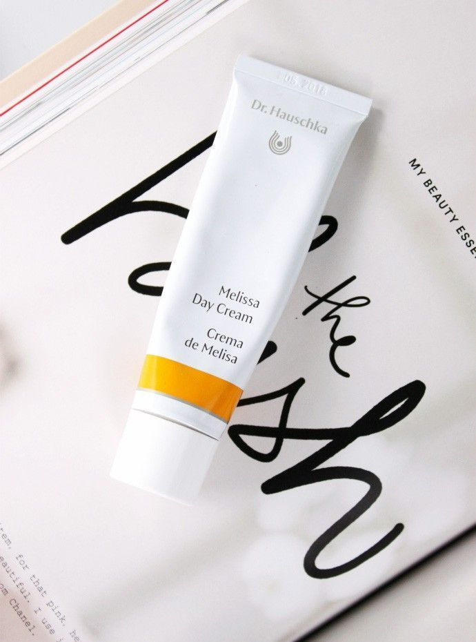 5 Best Winter Moisturizers for Combination Dehydrated Skin Type   Dr. Hauschka Melissa Day Cream
