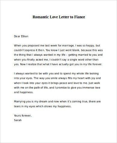 Romantic Love Letters Samples 52 Love Letter Templates Free - romantic love letter