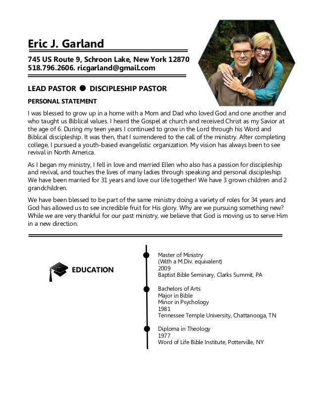 sample pastoral resume lead pastor resume samples visualcv resume youth ministry resume