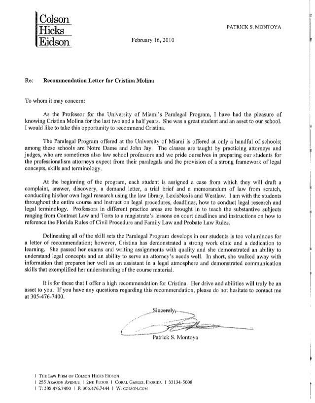 Reference Latter Reference Letter Template 37 Free Sample Example - law school recommendation letter sample