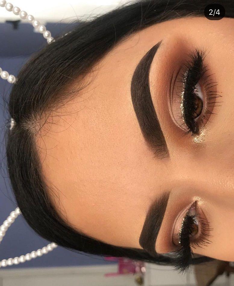 Fabulous eye makeup ideas make your eyes pop Half cut creases – #eyemakeup #makeup #eyes #beauty mua #eyeshadow