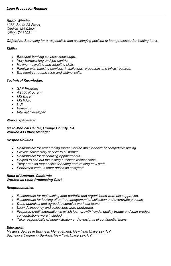 Mortgage Administrator Cover Letter Cvresumeunicloudpl