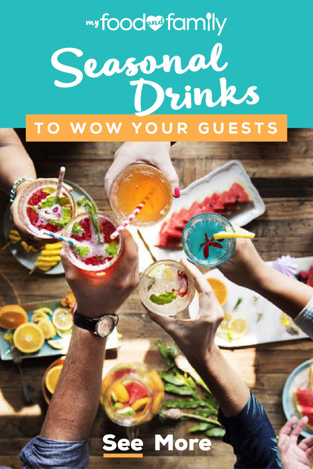 Seasonal Party Drinks to Wow Your Guests