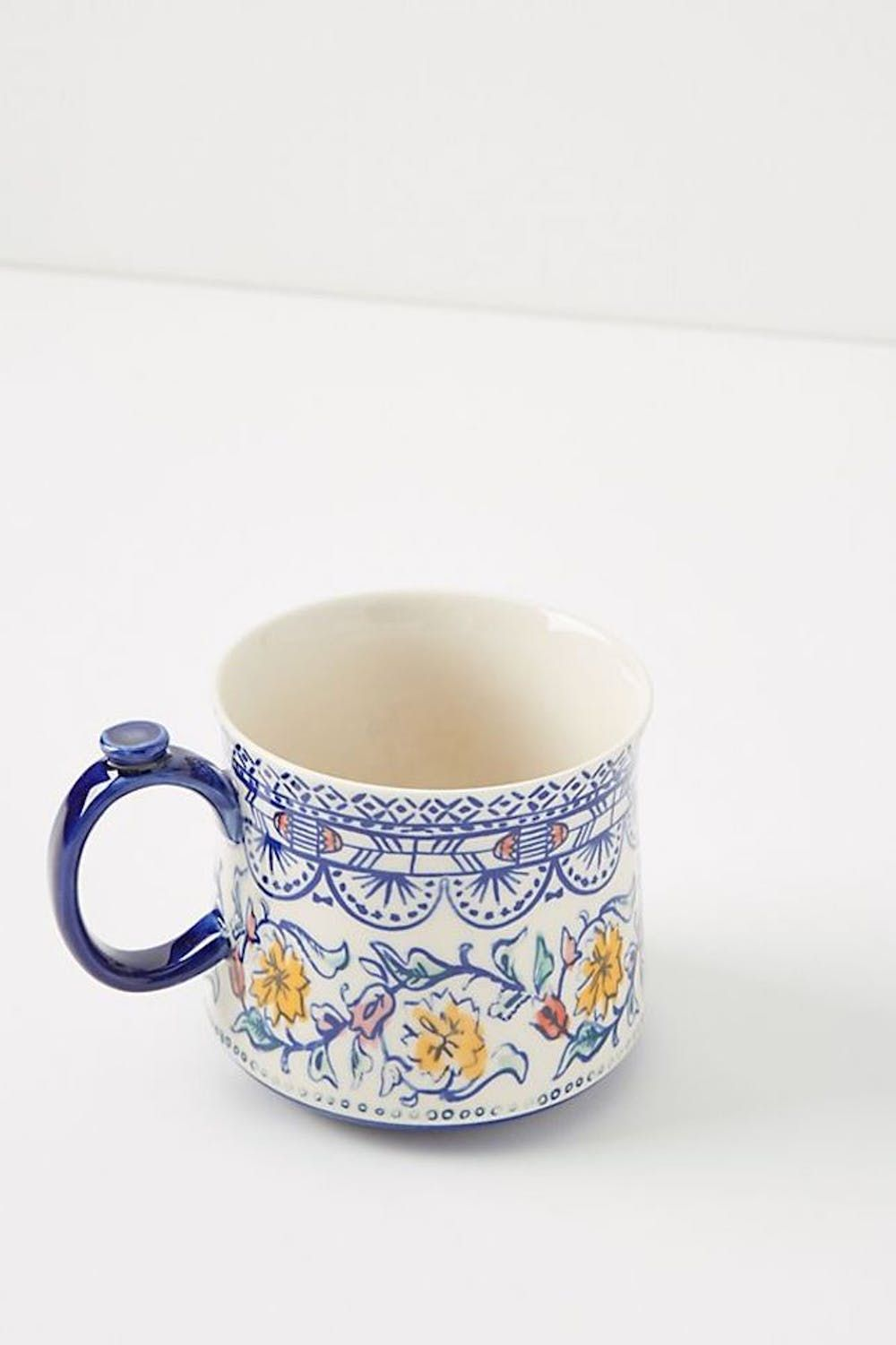 Anthropologie Luann Mug and other Easter basket goodies for adults.