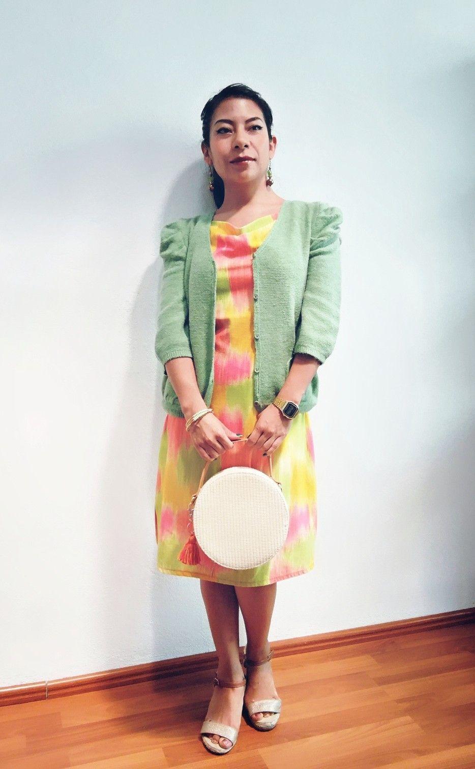 Vestido Santory Bolsa Suburbia En 2019 Vestidos