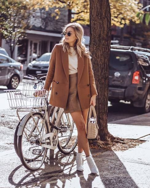 Coat, $365 at  – Wheretoget