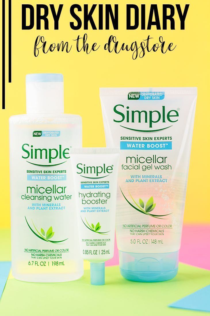 BOOKMARK THIS! Dry Skin Solutions straight from the drugstore!