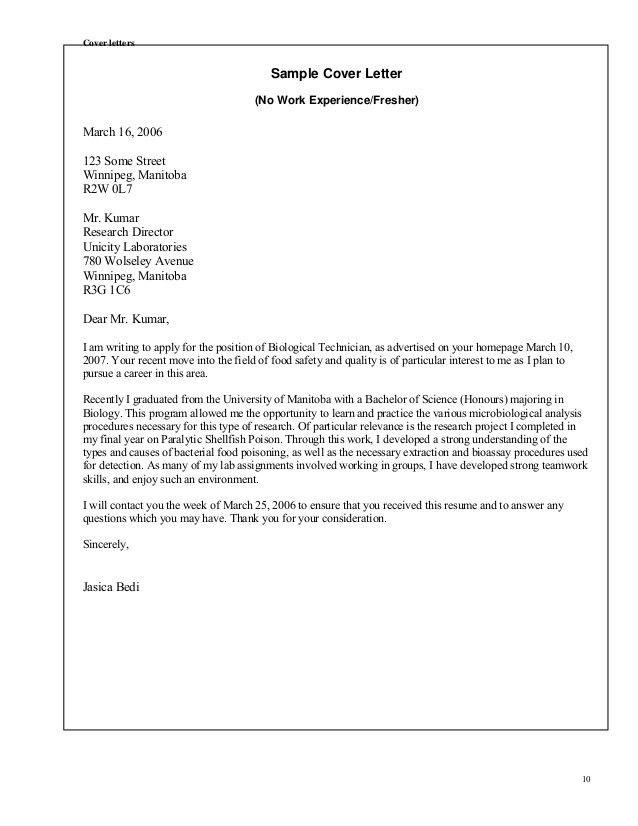 ... Cover Letter For After School Program After School Program   Freight Handler  Cover Letter ...