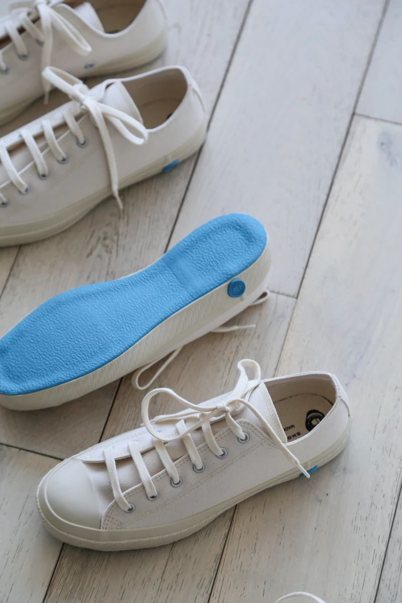rennes — Shoes Like Pottery Low Top Sneaker Cream
