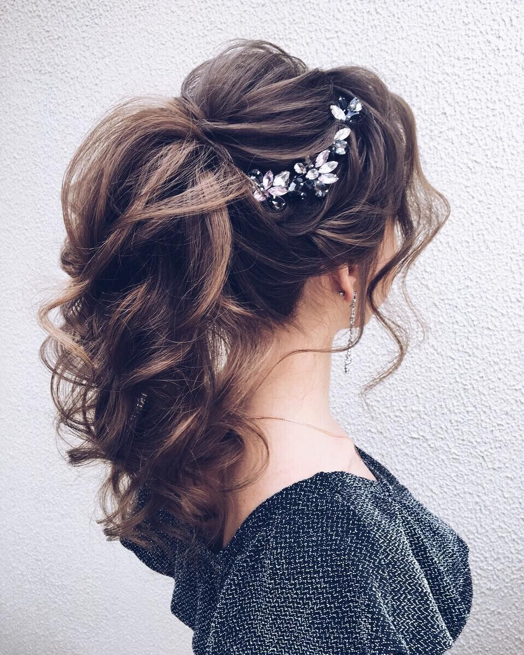 """These gorgeous ponytail hairstyles are perfect for wedding and day out, modern but at the same time elegant, a ponytail with wispy bangs in the perfect choice for trendy and chic brides. From easy high ,puff ponytails to low ponytails… <a class=""""pintag"""" href=""""/explore/OlderWomensHairstylesLong/"""" title=""""#OlderWomensHairstylesLong explore Pinterest"""">#OlderWomensHairstylesLong</a><p><a href=""""http://www.homeinteriordesign.org/2018/02/short-guide-to-interior-decoration.html"""">Short guide to interior decoration</a></p>"""