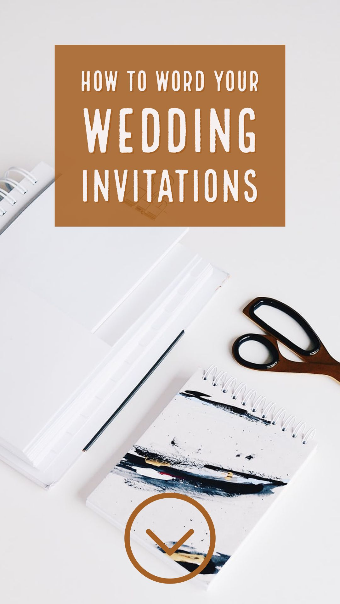 Everything you need to know to word your wedding invites! Tips on phrases, wording + more #weddinginspo #weddinginvitations #weddingday #invitationwording #weddingchicks