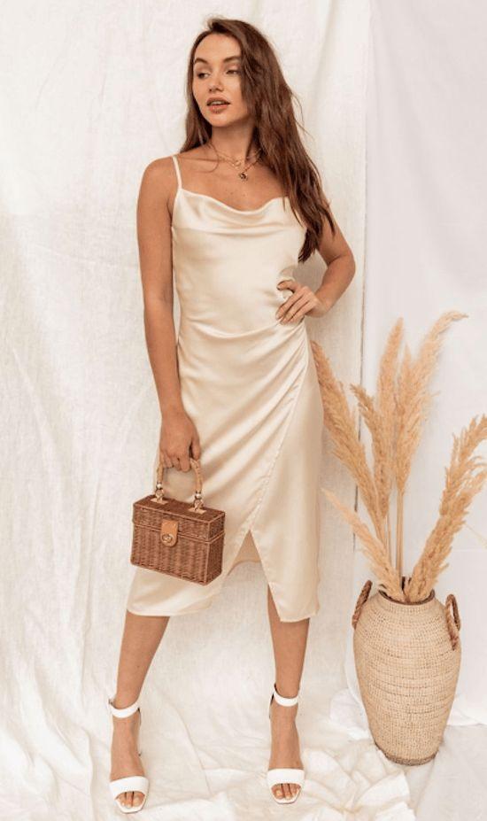 Sexy Sheer Slip Dress Trends For Summer 2020 - Society19