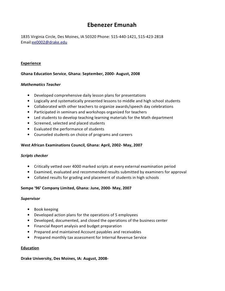 Sample Housekeeper Resume Unforgettable Housekeeper Resume - resume for housekeeping