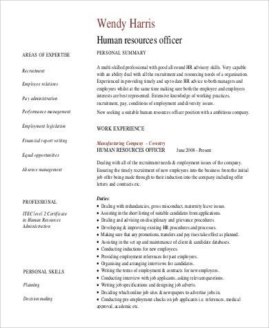 Professional Summary Examples For Resumes 4 Choose Create My - job summary examples for resumes