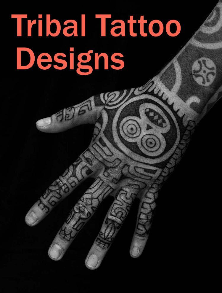 25 Tribal Tattoos