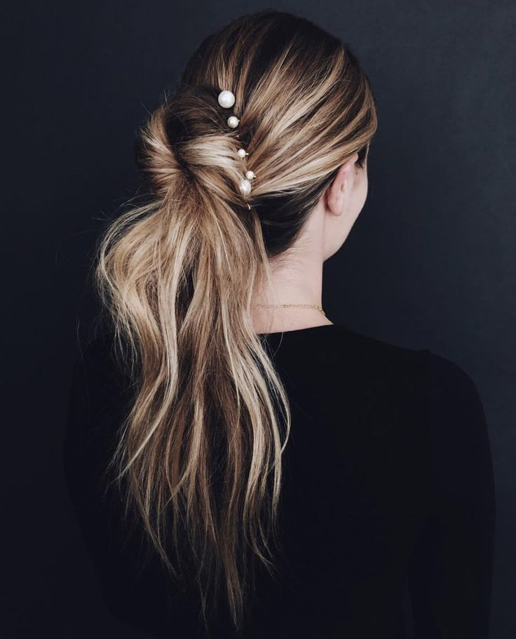 14 Hairstyles That Prove Bobby Pins Are the Only Hair Accessory You Need | Brit + Co