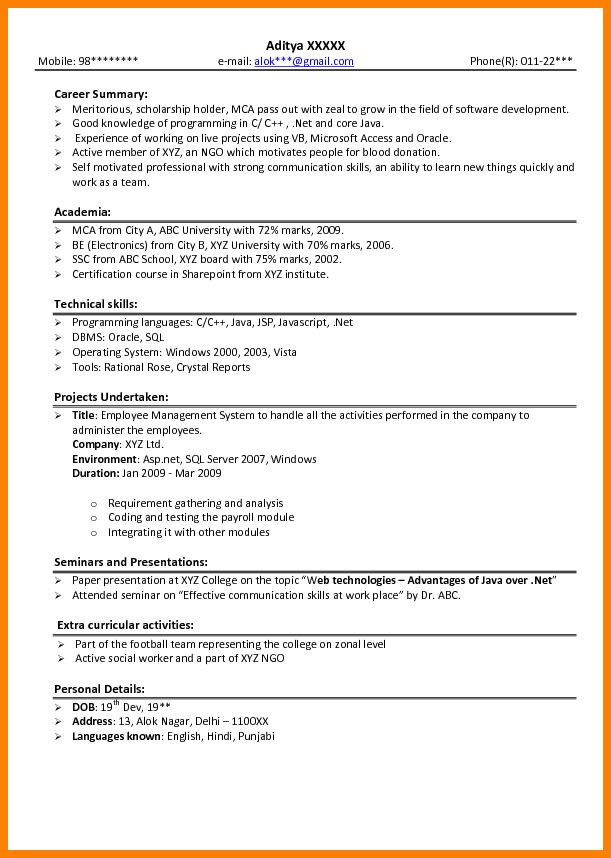 how to write a one page resume env 1198748 resume cloud
