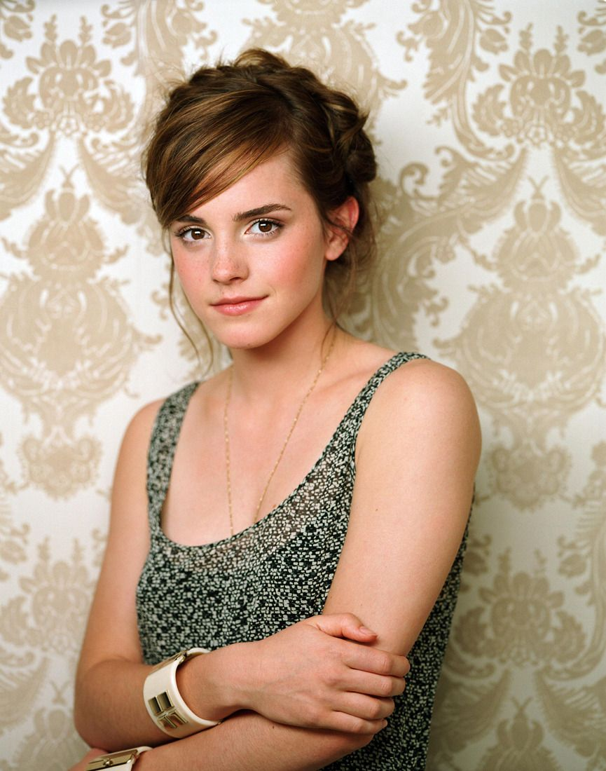 "blacksilver42: ""Emma Watson Throwback Thursday """