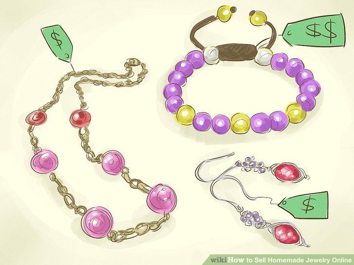 How to Sell Homemade Jewelry Online
