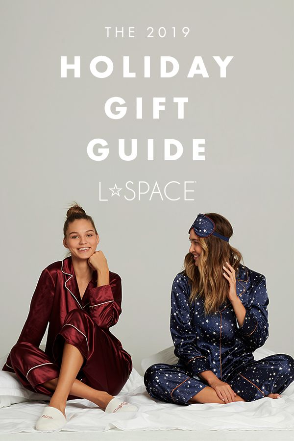 One for you, one for me! Shop our Holiday Gift Guide now | L*Space Swimwear | Shopping